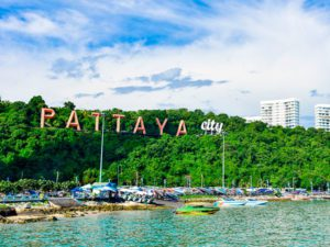 Pattaya downtown ~ Bangkok Airport 10hr (From Hotel to Airport)