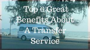 Thailand van transfer services