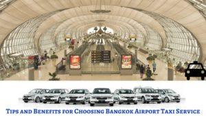 Bangkok Airport Taxi Service
